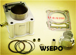 Wholesale LF CG200 Motorcycle Cylinder Kit(water cooling)